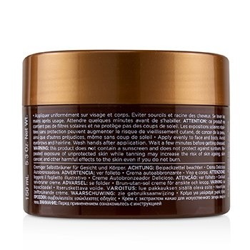 Clarins Delicious Self Tanning Cream For Face & Body