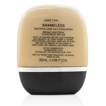 Marc Jacobs Shameless Youthful Look 24 H Foundation SPF25 - # Light Y210