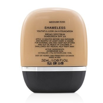 Marc Jacobs Shameless Youthful Look 24 H Foundation SPF25 - # Medium R350