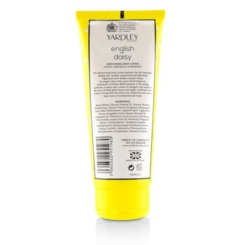 Yardley London Daisy Moisturising Body Lotion