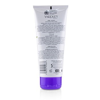 Yardley London April Violets Exfoliating Body Scrub