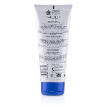 Yardley London English Bluebell Exfoliating Body Scrub