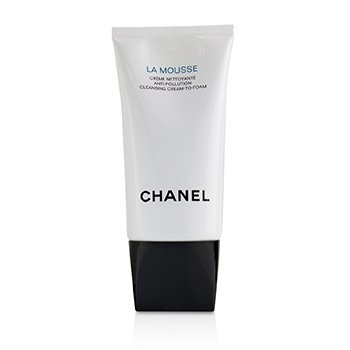 Chanel La Mousse Anti-Pollution Cleansing Cream-To-Foam