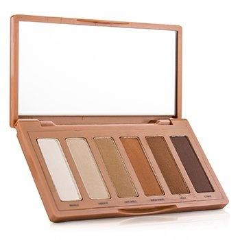 Urban Decay Naked Petite Heat Palette : 5x Eyeshadow, 1x Highlighter