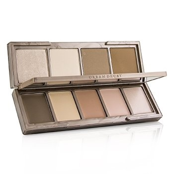 Urban Decay Naked Skin Shapeshifter Contour, Color Correct, Highlight Palette - # Light Medium Shift