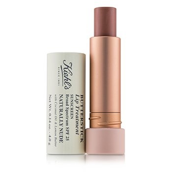Kiehl's Butterstick Lip Treatment SPF25 - Naturally Nude