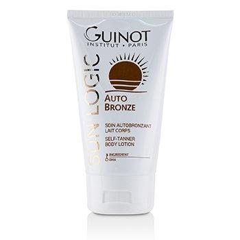 Guinot Sun Logic Auto Bronze Self-Tanner Body Lotion