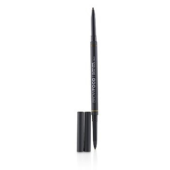 LashFood BrowFood Ultra Fine Brow Pencil Duo - # Brunette