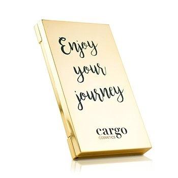 Cargo Enjoy Your Journey Eyeshadow Palette