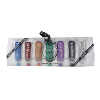 Marvis Marvis Toothpaste Set - Flavour Collection