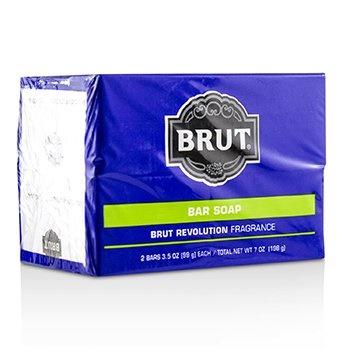 Faberge Brut Revolution Bar Soap