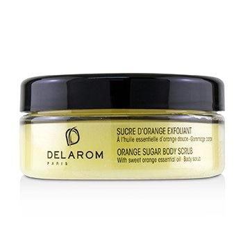 DELAROM Orange Sugar Body Scrub