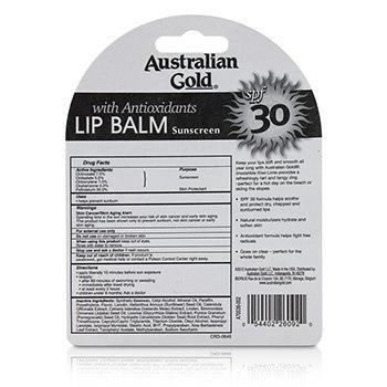 Australian Gold Lip Balm Sunscreen SPF 30