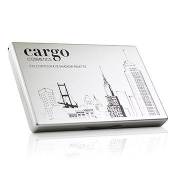 Cargo Eye Contour Eye Shadow Palette - # 02