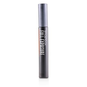 Smashbox Full Exposure Mascara - # Jet Black (Unboxed)