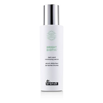 Dr. Brandt Bright Biotic Dark Spot Minimizing Serum