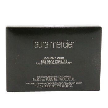 Laura Mercier Boheme Chic Eye Clay Palette