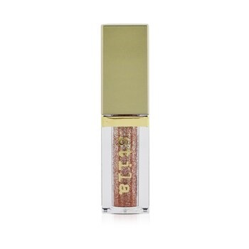Stila Magnificent Metals Glitter & Glow Liquid Eye Shadow - # Bronzed Bell (Bronze With Silver And Copper Sparkle)