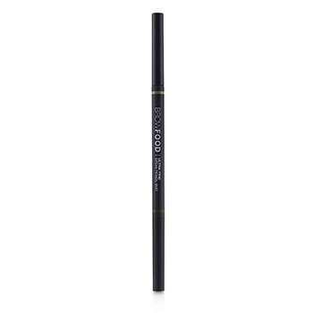 LashFood BrowFood Ultra Fine Brow Pencil Duo - # Dark Blonde