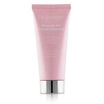 Dr. Sebagh Rose De Vie Cream Cleanser