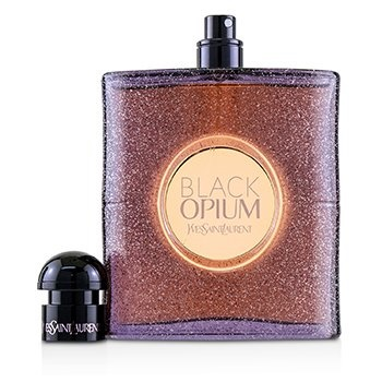 Yves Saint Laurent Black Opium Glow EDT Spray (2018 Edition)
