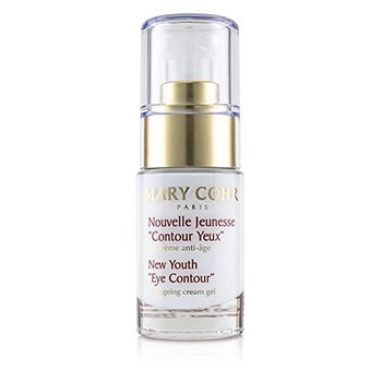 "Mary Cohr New Youth ""Eye Contour"" Anti-Ageing Cream Gel"