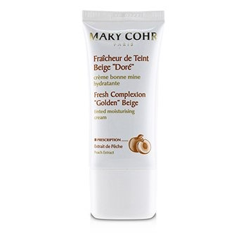 "Mary Cohr Fresh Complexion Tinted Moisturising Cream - # ""Golden"" Beige"