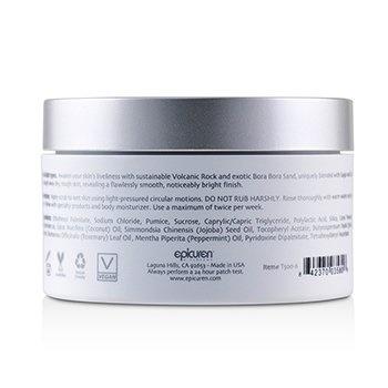 Epicuren Mint Renewal White Sand Body Polish