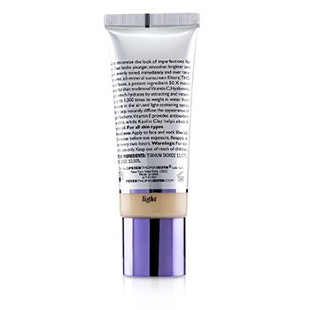 Peter Thomas Roth Skin to Die For Mineral Matte CC Cream SPF 30 - #Light