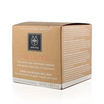 Apivita Queen Bee Holistic Age Defense Cream - Rich Texture