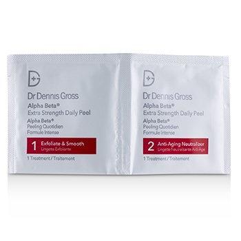 Dr Dennis Gross Alpha Beta Extra Strength Daily Peel
