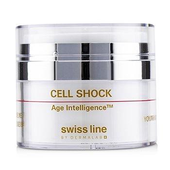Swissline Cell Shock Age Intelligence Youth Inducing Eye Cream