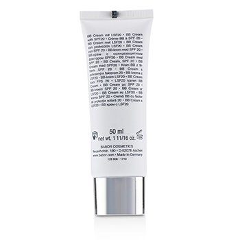 Babor Essential Care BB Cream SPF 20 (For Dry Skin) - # 01 Light