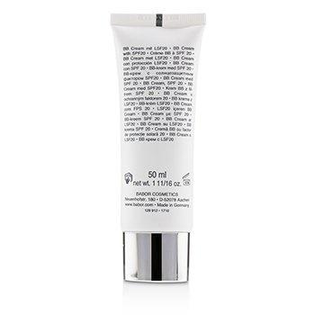 Babor Essential Care BB Cream SPF 20 (For Dry Skin) - # 02 Medium