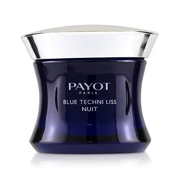 Payot Blue Techni Liss Nuit Blue Chrono-Regenerating Balm