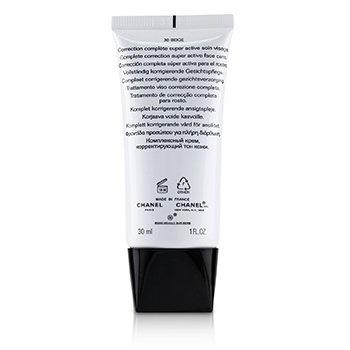 Chanel CC Cream Super Active Complete Correction SPF 50 # 30 Beige