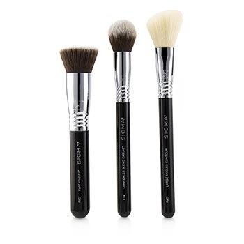 Sigma Beauty Finished Face Brush Set