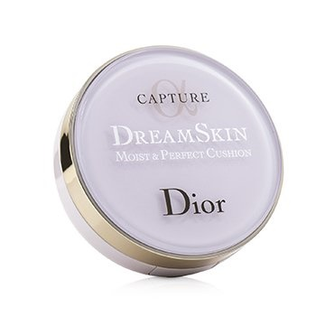 Christian Dior Capture Dreamskin Moist & Perfect Cushion SPF 50 With Extra Refill - # 020 (Light Beige)