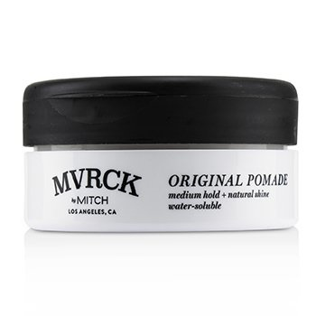 Paul Mitchell MVRCK by Mitch Original Pomade (Medium Hold + Natural Shine/ Water-Soluble)