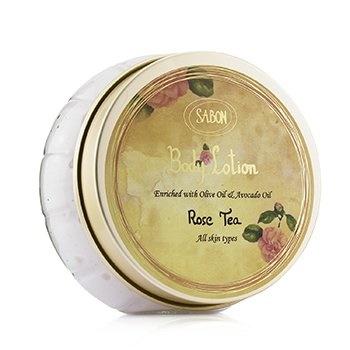 Sabon Body Lotion - Rose Tea