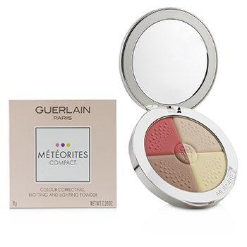 Guerlain Meteorites Compact Colour Correcting, Blotting And Lighting Powder - # 4 Dore/Golden