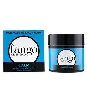 Borghese Fango Essenziali Calm Mud Mask with Lavender & Lemon Seed