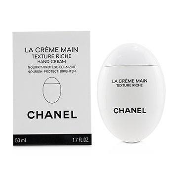 Chanel La Creme Main Hand Cream - Texture Riche