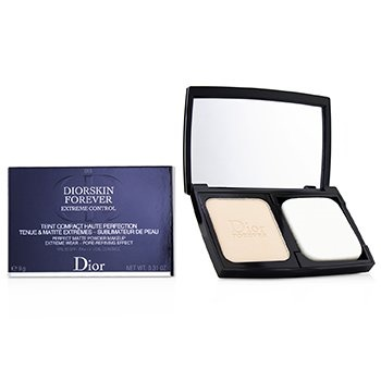 Christian Dior Diorskin Forever Extreme Control Perfect Matte Powder Makeup SPF 20 - # 010 Ivory