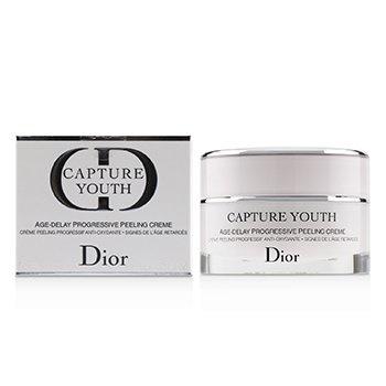 Christian Dior Capture Youth Age-Delay Progressive Peeling Creme