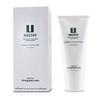 MBR Medical Beauty Research BioChange Anti-Ageing Body Care Cell-Power Firming Body Lotion