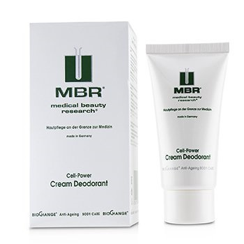 MBR Medical Beauty Research BioChange Anti-Ageing Body Care Cell-Power Cream Deodorant