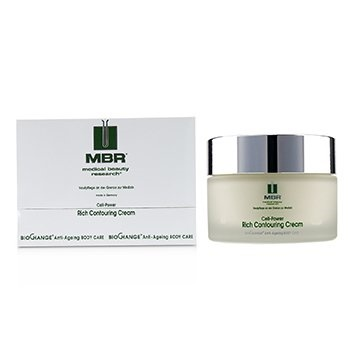 MBR Medical Beauty Research BioChange Anti-Ageing Body Care Cell-Power Rich Contouring Cream