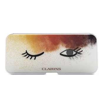 Clarins Ready In A Flash Eyes & Brows  Palette (4x Eyeshadow, 2x Brow)