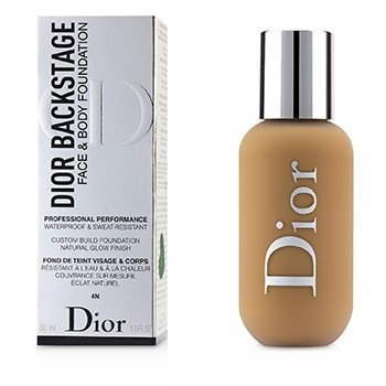 Christian Dior Dior Backstage Face & Body Foundation - # 4N (4 Neutral)